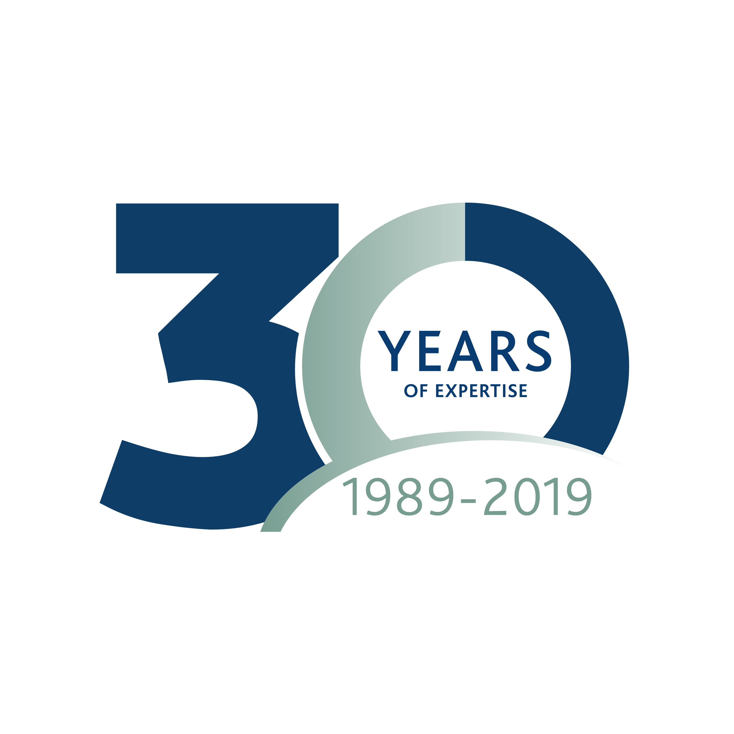 Inroads International Celebrating 30 Years Logo