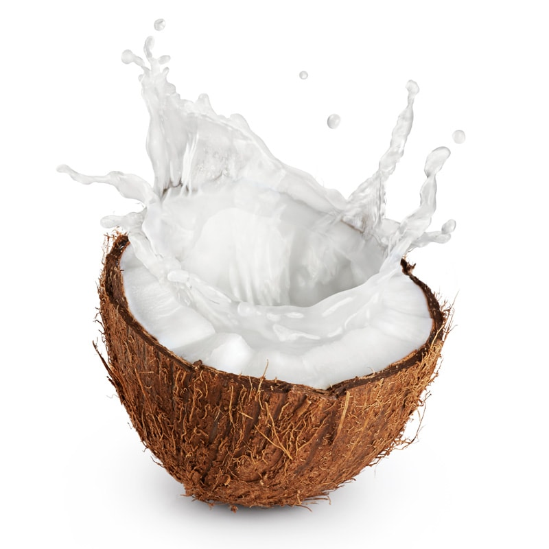 Coconut, a popular flavour used by Inroads