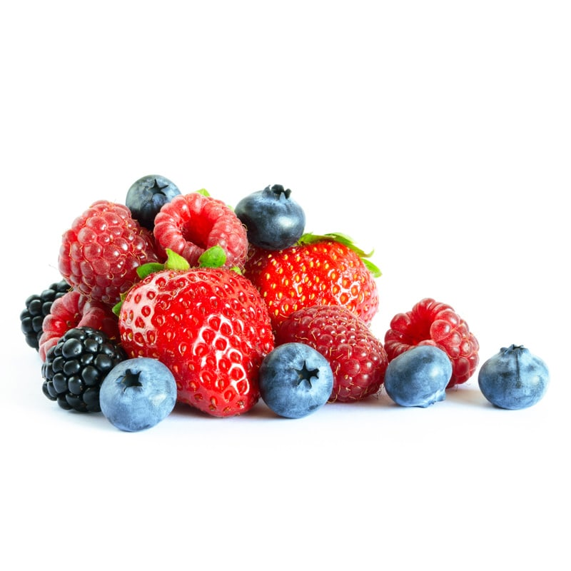 Mixed Fruit, a popular flavour used by Inroads