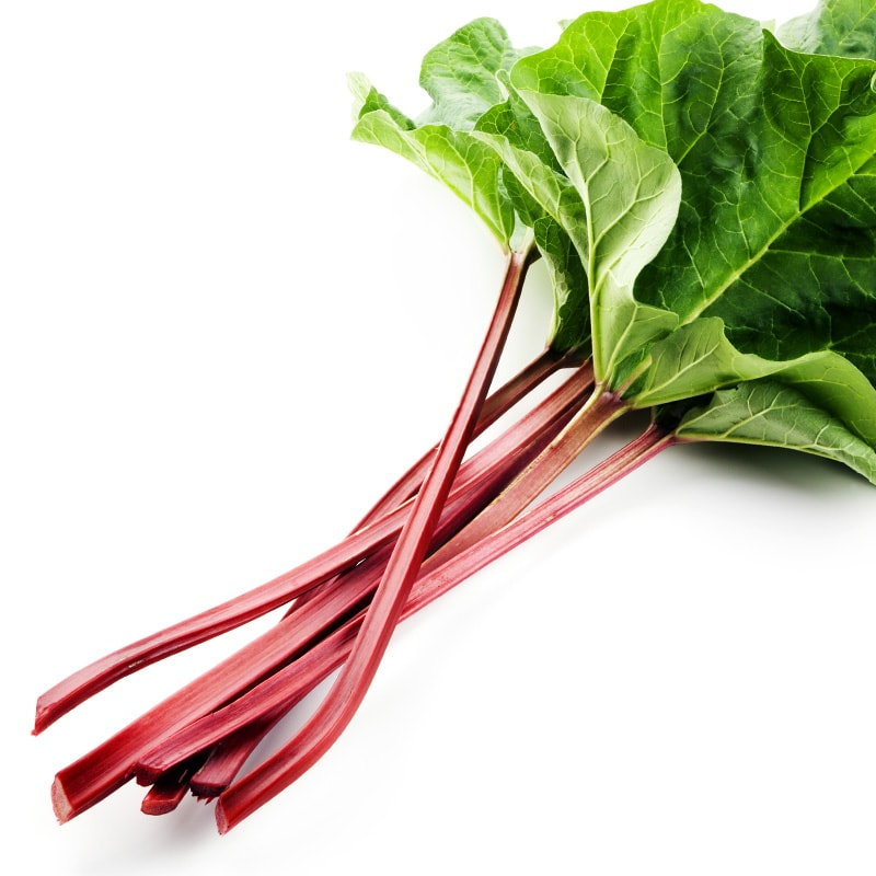 Rhubarb, a popular flavour used by Inroads